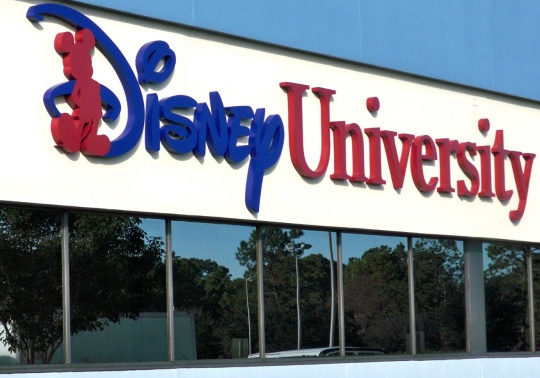 Disney University in Lake Buena Vista, Florida.