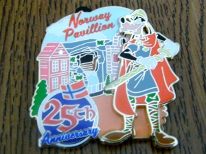 25th Anniversary of EPCOT-Norway Pavilion