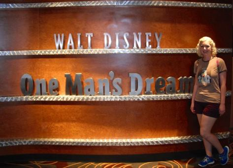 One Man's Dream class