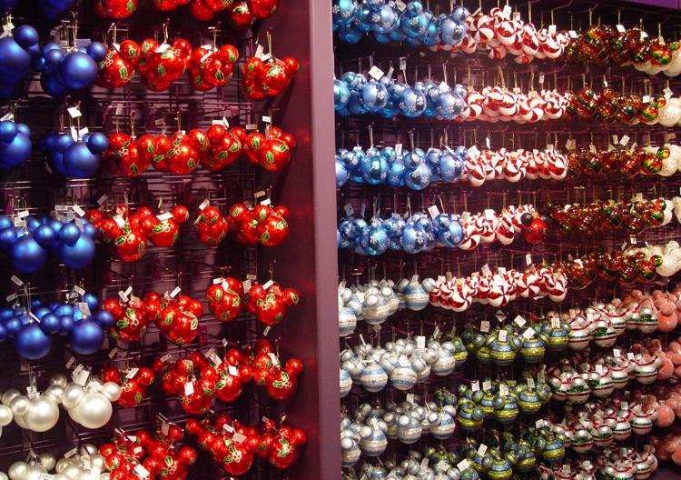 disney ornaments - Disney Christmas Store