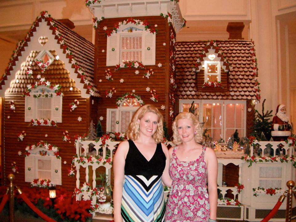 Gingerbread House at Grand Floridian