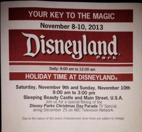 Key to the Magic!