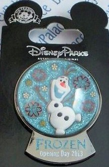 frozen pin