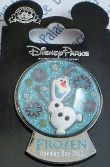 frozen pin