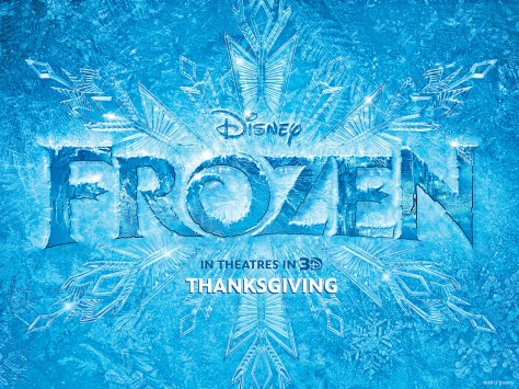 Frozen movie logo