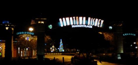 Downtown Disney at 5:30AM