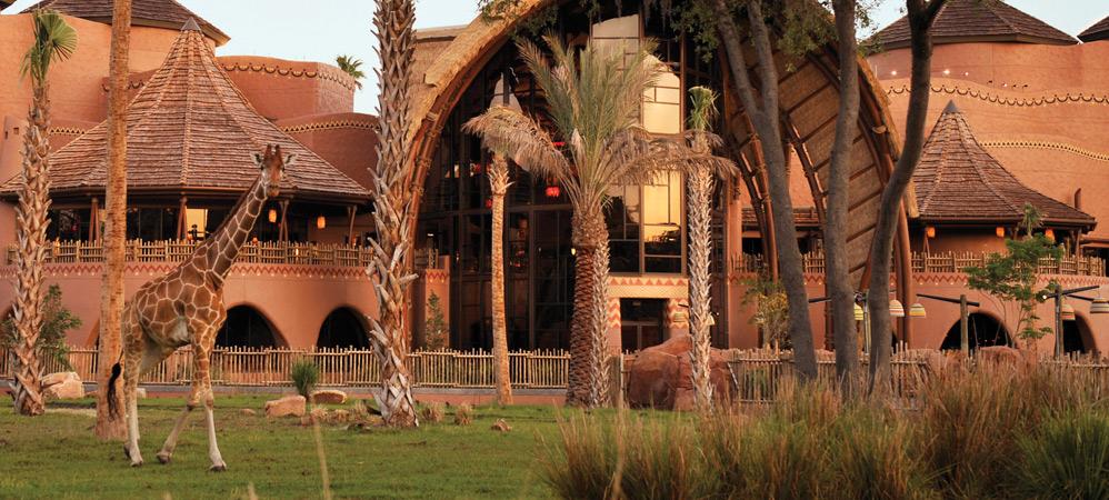 Lunch At Sanaa In Disney's Animal Kingdom Lodge