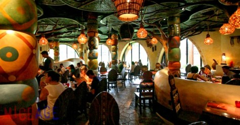 The Sanaa Restaurant