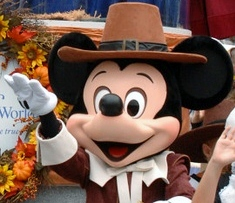 Thanksgiving Mickey