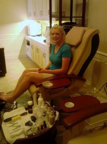 Senses Spa at the Grand Floridian