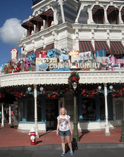 Caroline on Main Street