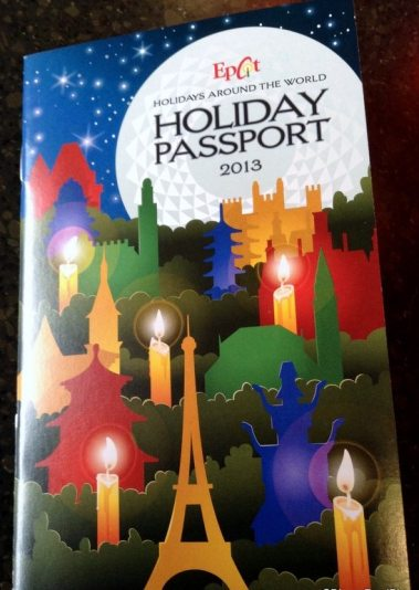Holiday Passport 2013