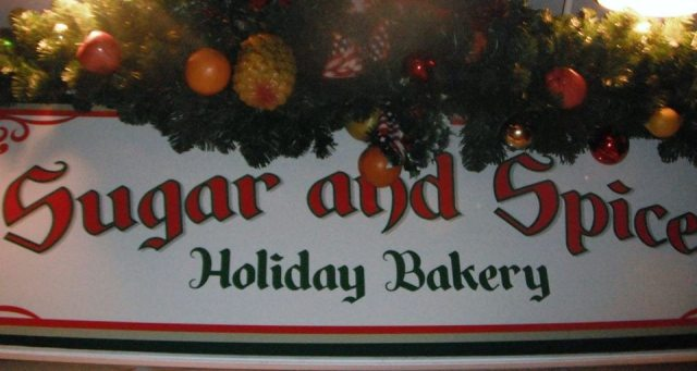 Sugar and Spice Holiday Bakery