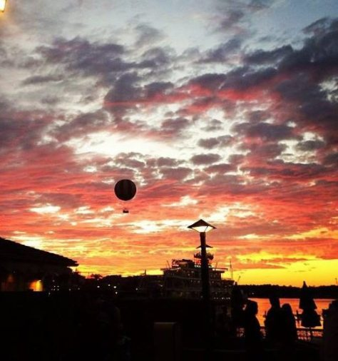 WDW Sunsets