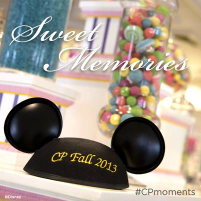 Sweet Memories: CP Fall 2013