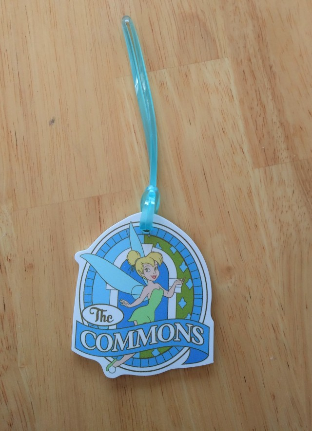 luggage tag Commons