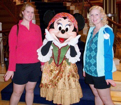 Pirate Minnie