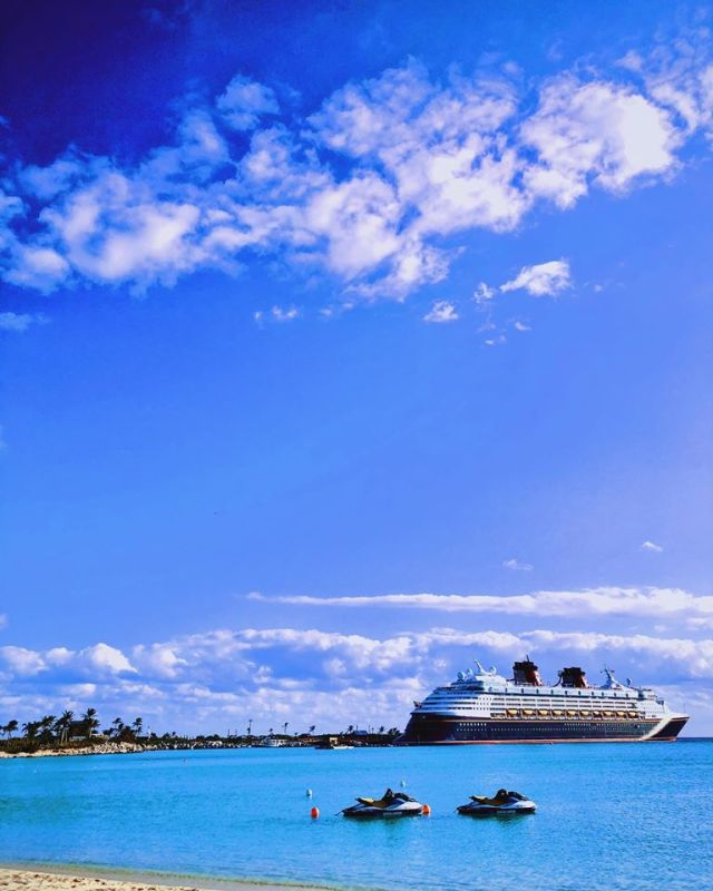 Dream cruise Castaway Cay