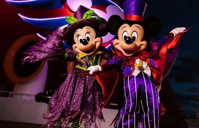 mickey halloween cruise