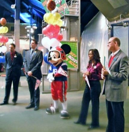 Disney VIPs and Ambassadors