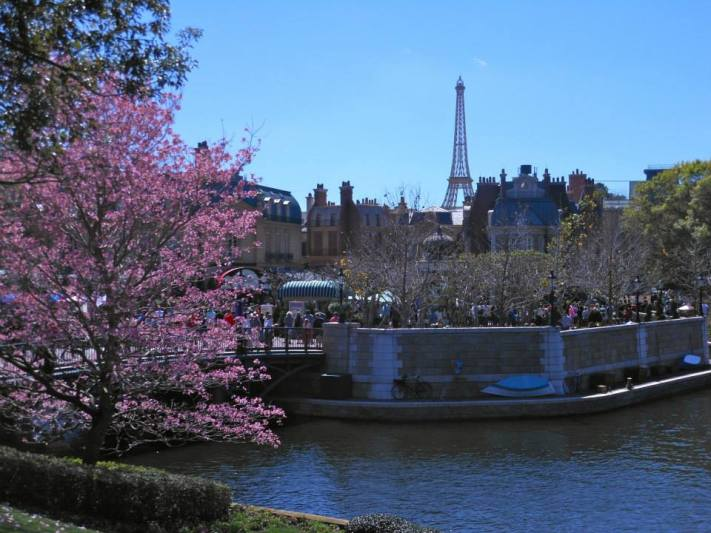 Epcot - France