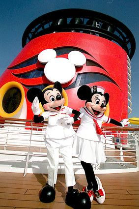 Sailor Mickey & Minnie