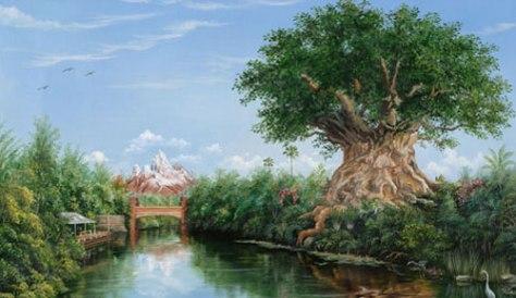 Animal Kingdom.  (Caroline's favorite!)
