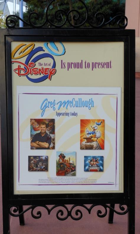 Epcot's Art of Disney