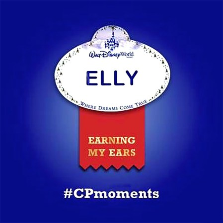 Elly name tag