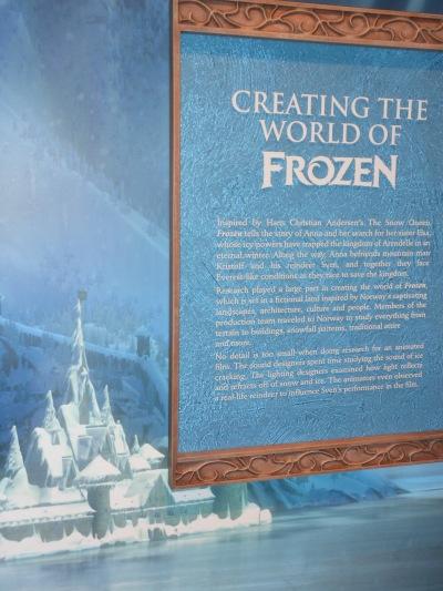 New Frozen update.