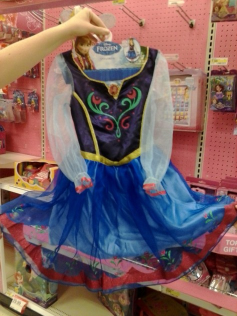 Anna dress at Target, $19.95.