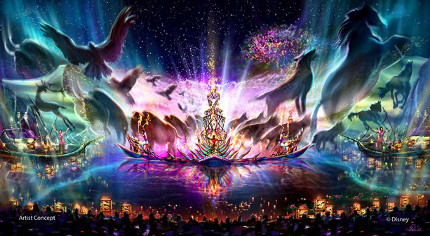 'Rivers of Light' Coming to the Animal Kingdom