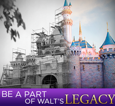 All Cast Members are a part of Walt's living legacy.