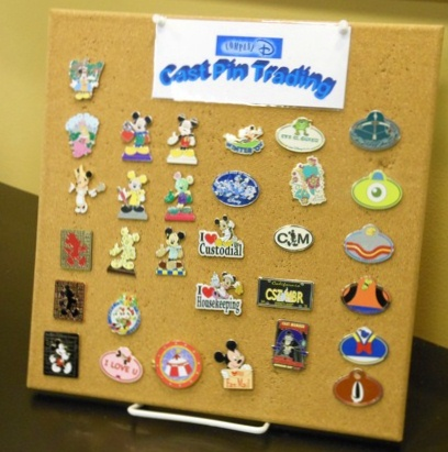 Pin trading | Elly and Caroline's Magical Disney Moments