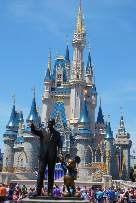 Cinderella Castle