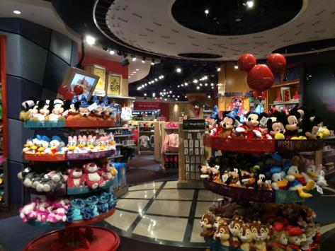 Everyone needs one more Disney stuffed animal!  :)
