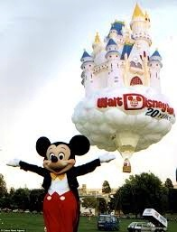 Welcome to Walt Disney World!