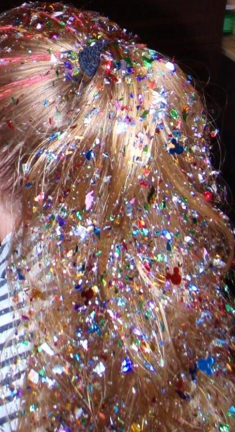 Pixie dust glitter!  Free!!!