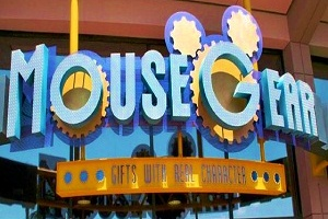 Mouse Gear is the place to shop at Epcot!