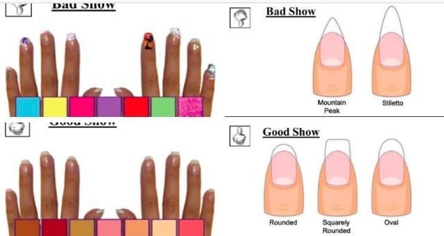 The Disney Look: Nails & nailpolish