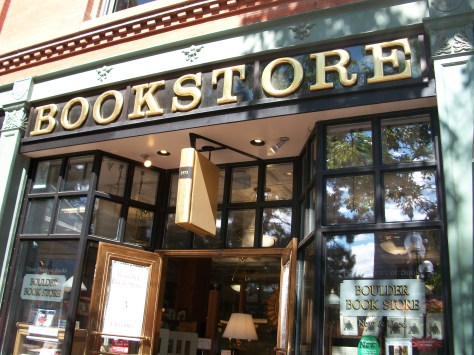 Boulder Book Store, 11th & Pearl Street