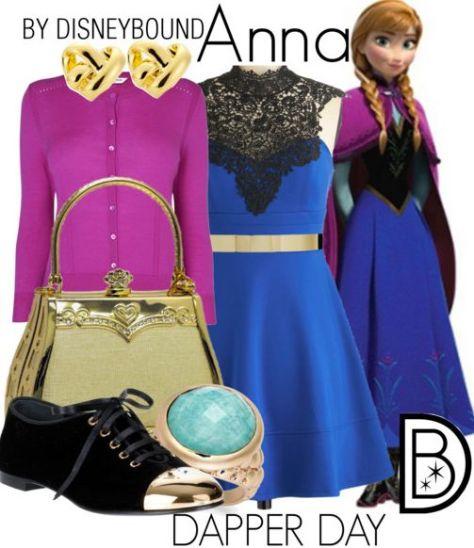 Anna 1 (dress)