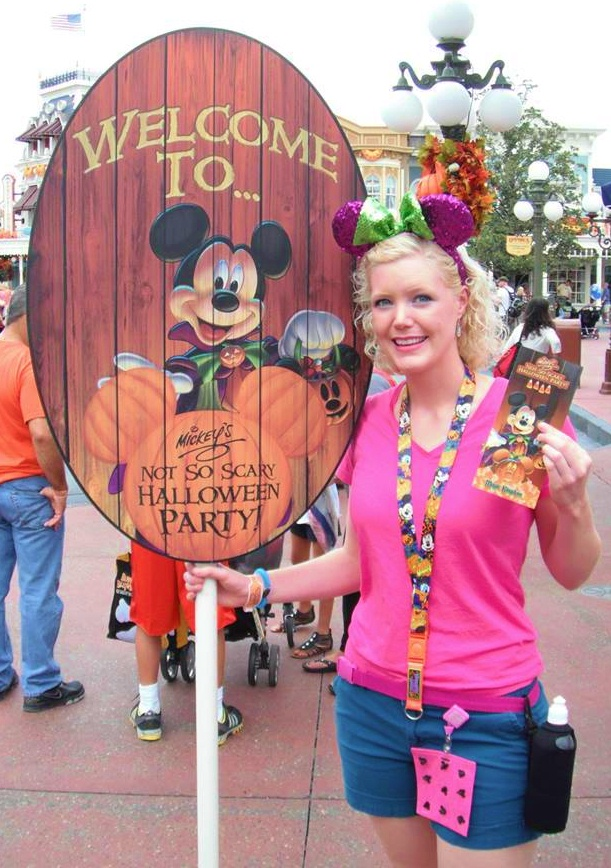 Mickey\'s Not So Scary Halloween Party (MNSSHP) | Elly and Caroline\'s ...