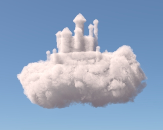What did you see in the clouds over Disney World today???