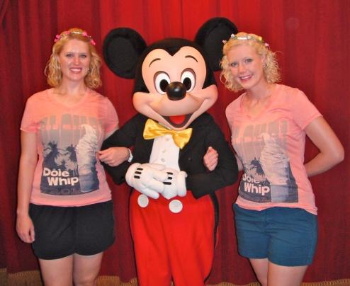 September:  MK Mickey
