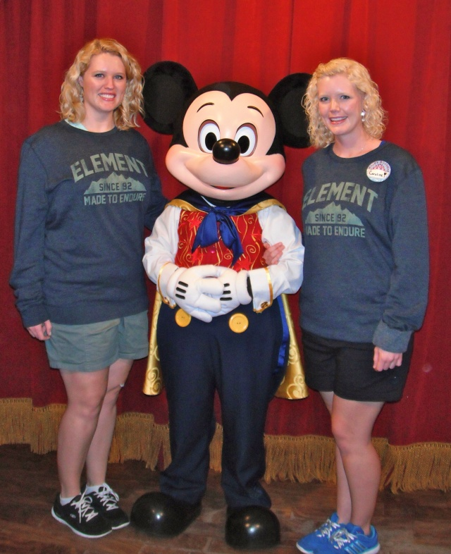 November:  Magician Mickey at MK