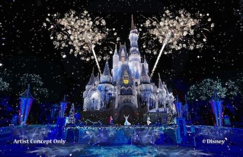 New for 2014:  Queen Elsa!