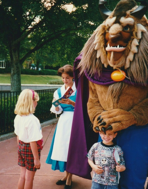 Belle was so pretty!