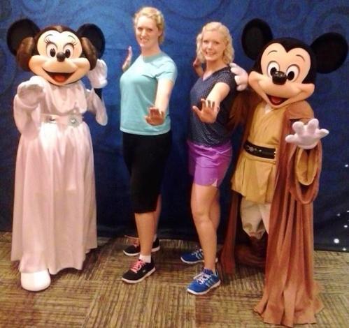 Star Wars Mickey