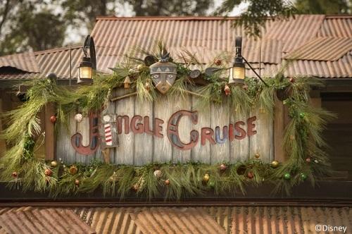 The Jingle Cruise!